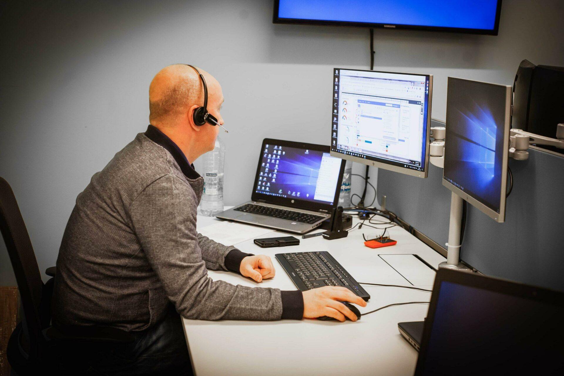 Een dag in het leven van een Service Desk Engineer