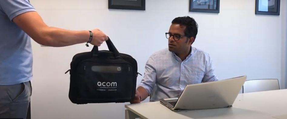 Laptop kapot? Acom staat snel voor u klaar.